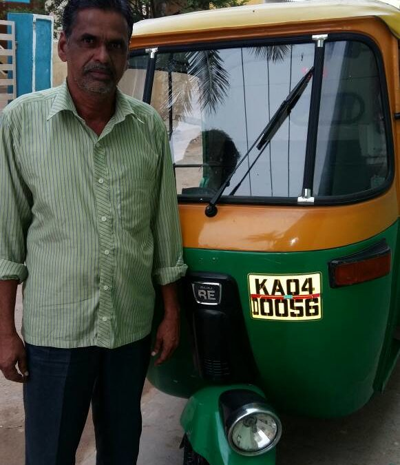 Catalyst – Auto Rickshaw purchase for head of the family