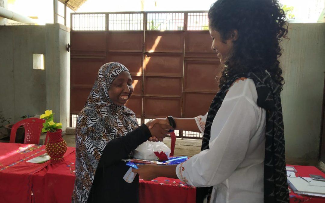 July 2019 – 15 ladies successfully complete their Entrepreneurship Development Training (EDT) from Govindpura