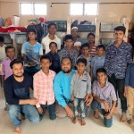 Feb 2019: Support provided to Orphans at the Ya-rab Education Trust near Sarjapur