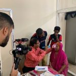 June 2019 : Free Eye check-up Camp in the newly opened Avalahalli Centre