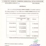 Ijlal_Ahmed_MBBS_Student_JJM_Medical_College_Fee_Structure