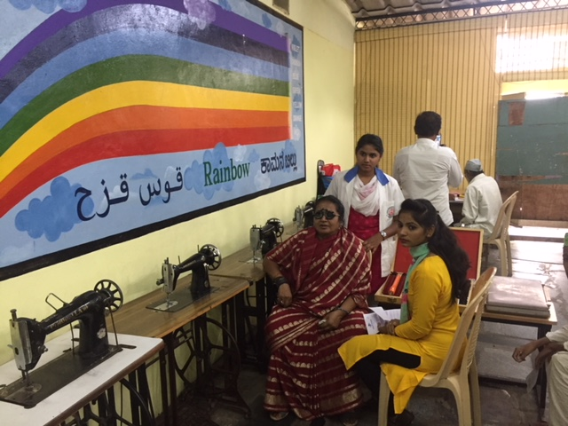 Eye awareness and Check-up Camp