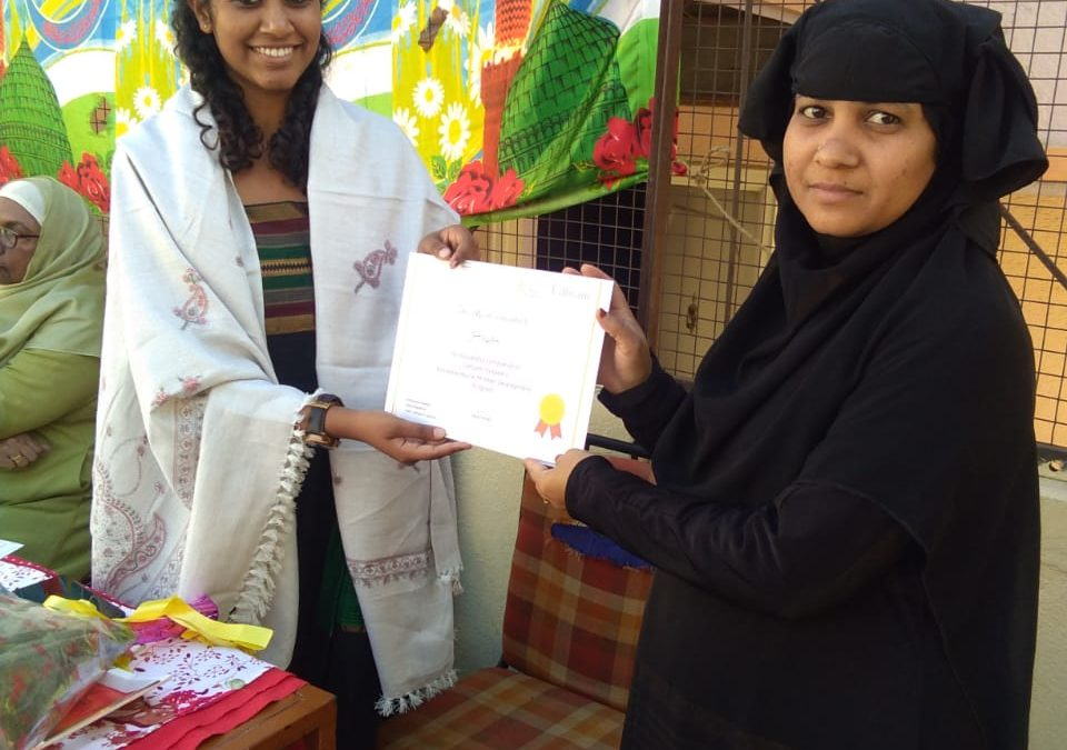 December – Udhyam-Lifeline – RahmatNagar Batch Graduation