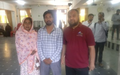 Appeal –  Ruksar needs help to raise 100000 INR for her treatment