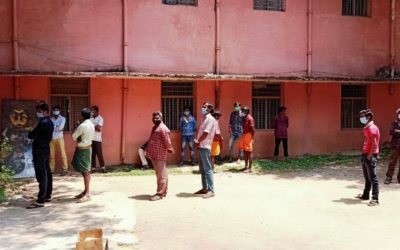 5 medical camps in BBMP shelter homes for homeless by Mercy Mission