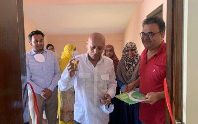 Nov 2020 – Lifeline's new office Inaugurated at Basavanagudi